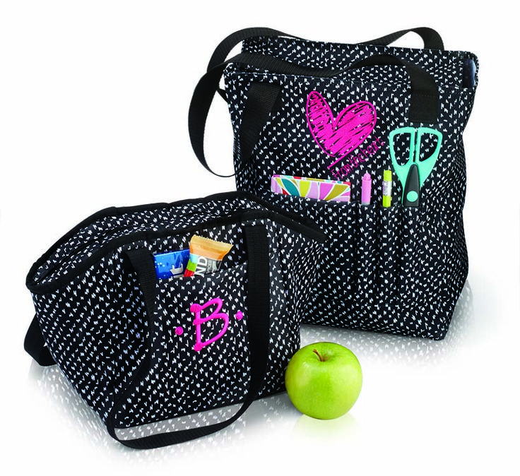 Tall Organizing Tote Lunch Break Thermal Teacher Bundle Thirty-One