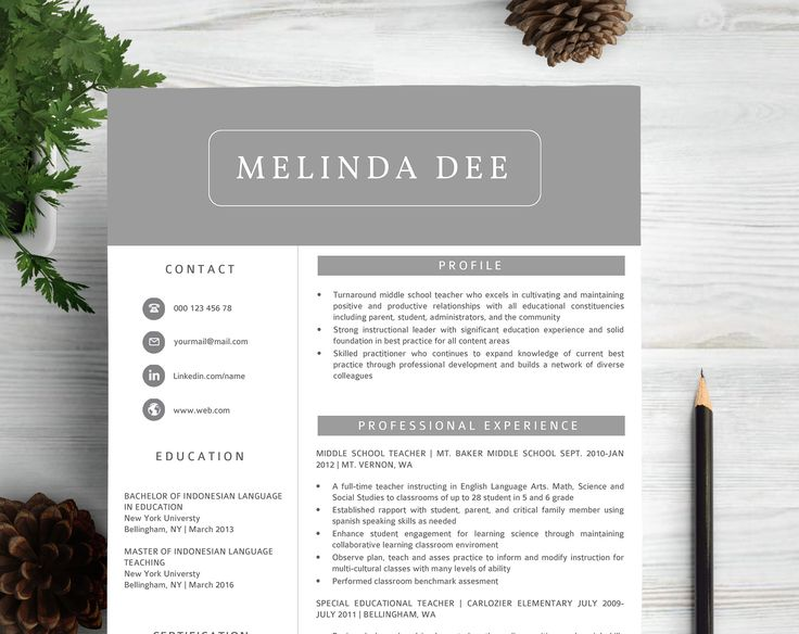33 best Resume Template Designs images on Pinterest Resume - modern professional resume template