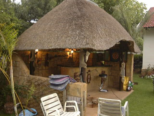 Pin By Kate On Africa Thatched Roof Gazebo Ideas