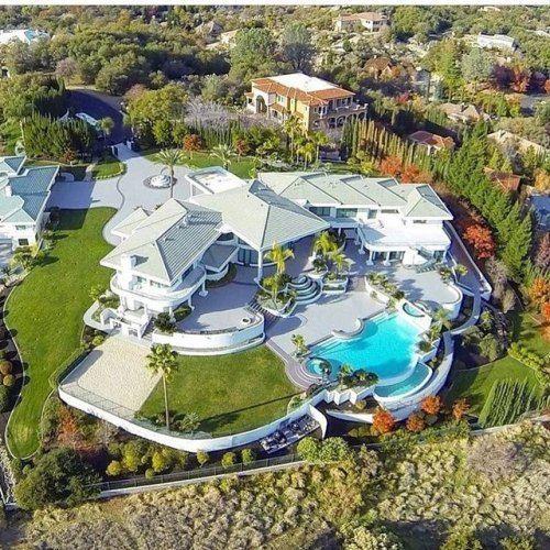 Milliardär Haus