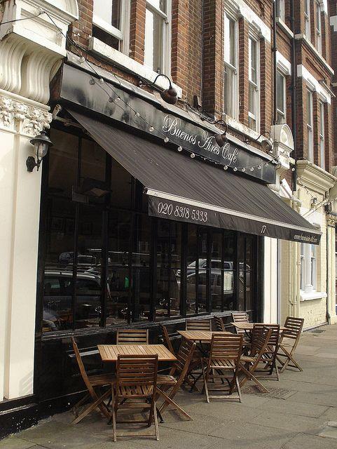 Buenos Aires Café   London