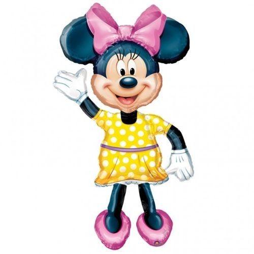 Foliowy balon supershape w kształcie Myszki Miki. Idealny na urodziny,a także inną okazję dla dziecka.