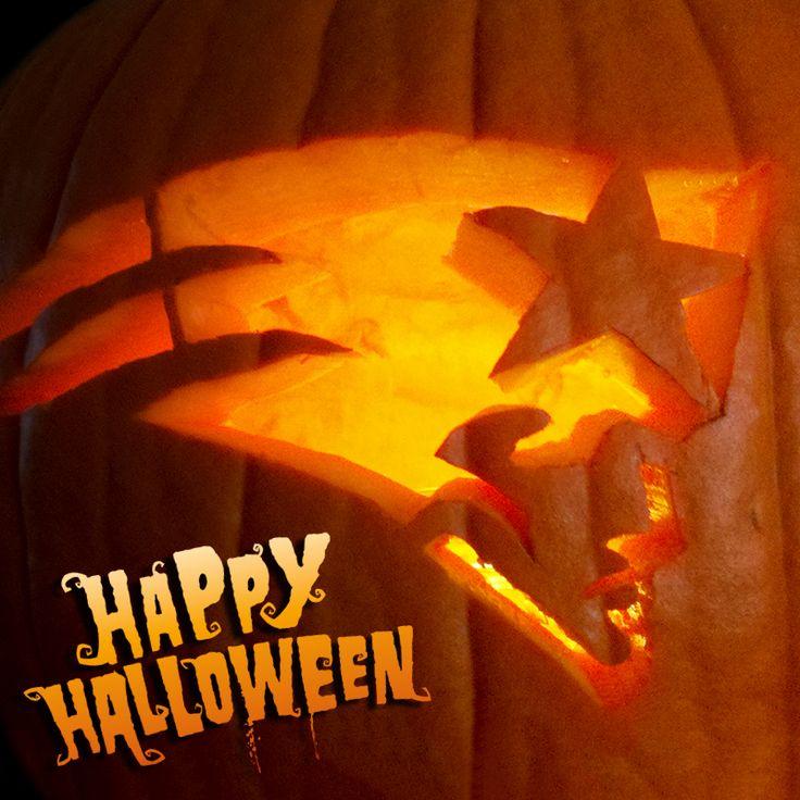 happy halloween patriots nation