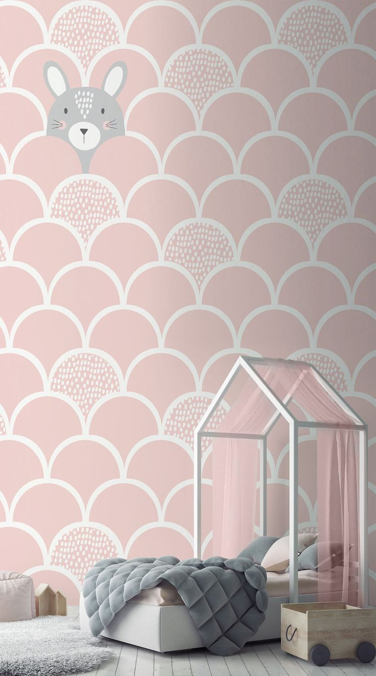 Millennial Pink has been one of the hottest trends in the past year and it is here to stay. It is a trend we can all be part of, whether you want to scale it up or keep it minimal. It also works great across the board, for both children's bedrooms, family dining rooms, cocktail sitting rooms - you name it! You get to choose exactly the feel of your room with the furniture and accessories you style it with. #wallpaper #murals #wallmurals #interior #design #home #homedecor