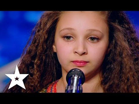 Little girl performed Moroccan dance on Ukraine's got talent