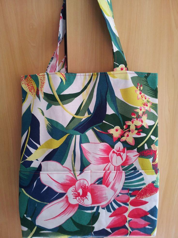 Bolsa De Praia Feita De Tecido : Melhores ideias sobre bolsa de praia no