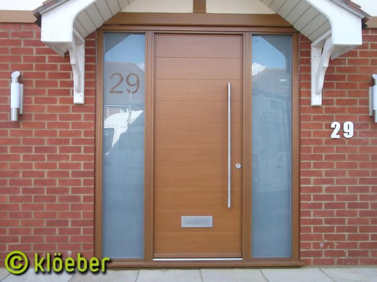Wm modern front door funkyfront hamburg 1 frame 9 for 1200mm front door