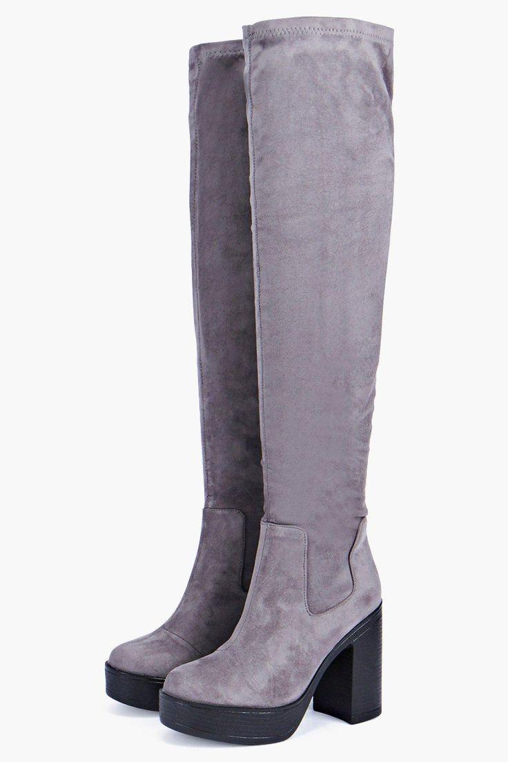 Shoes & Footwear | Boots, Heels & Wedges | Women's Fashion | boohoo