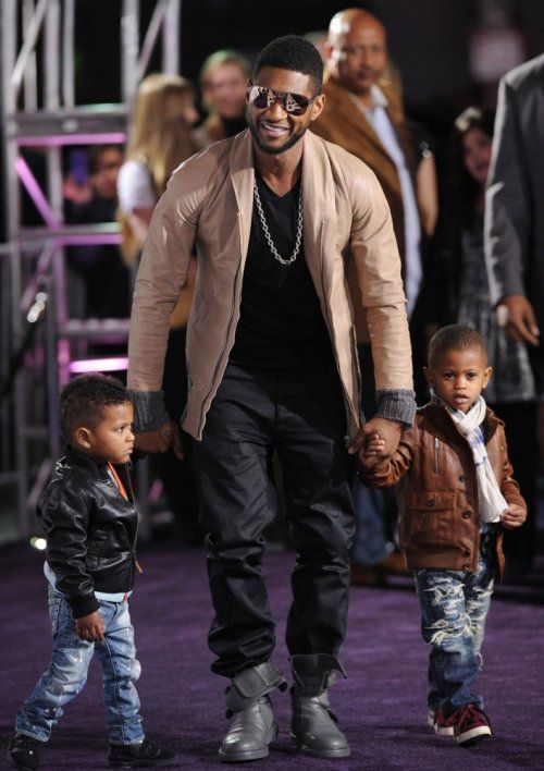 Report: Usher's 11-year-old stepson brain dead after jet ... |Usher Daughter Dies