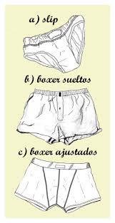 CALZONCILLOS. Calzones interiores para hombre, de punto o de tela de hilo, lana o algodon.