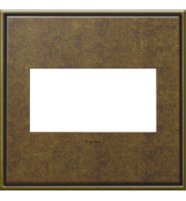aged brass 2gang wall plate awc2gab4 this wall plate would compliment the aged