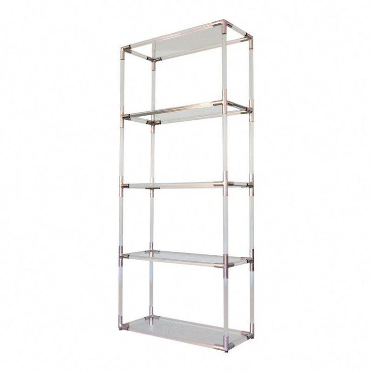 Glass Shelves Home Depot #4ShelfGlassTvStand #GlassShelvesUnit   – Glass Shelves Unit