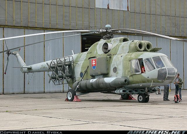 Mi-8  Slovak Army