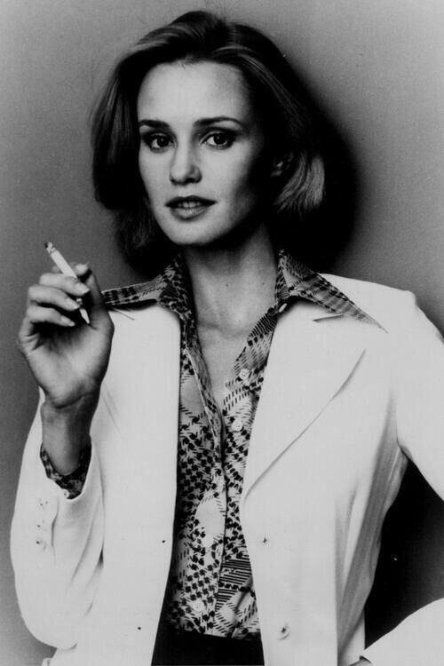 a young jessica lange
