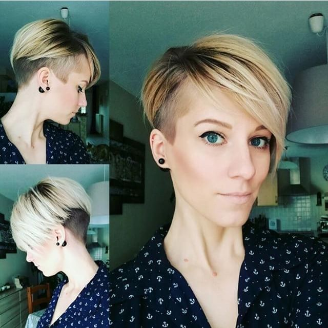 10 Stylish Pixie Haircuts - Short Hairstyle Ideas for Women Ready for a New Cut & Color! - Hairstyles Weekly