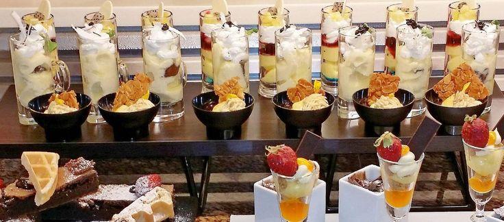 Symposium Restaurant - lavish buffet