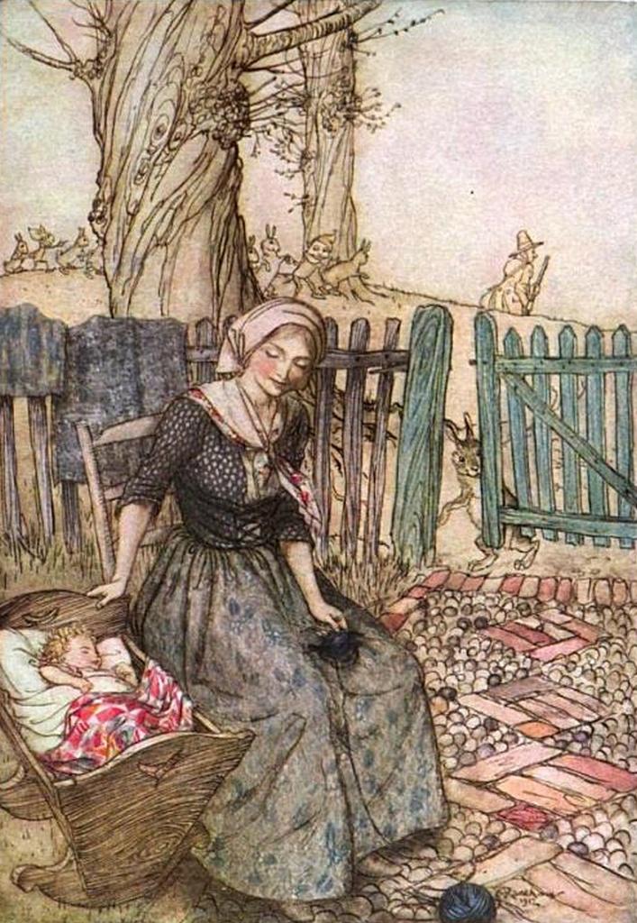 1000 Images About Arthur Rackham On Pinterest