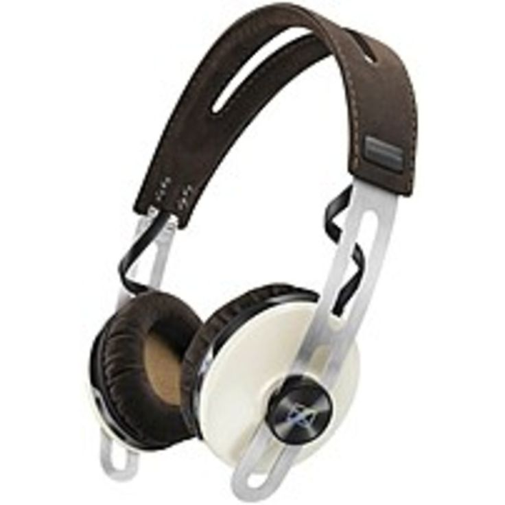Sennheiser Momentum 2 M2OEBT On-Ear Bluetooth Headphones - Ivory