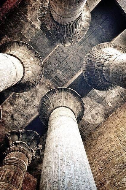The Temple of Khnum, Esna, Qina, Egypt