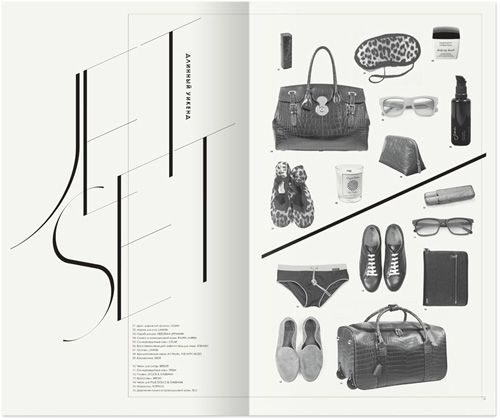 print + editorial + typography