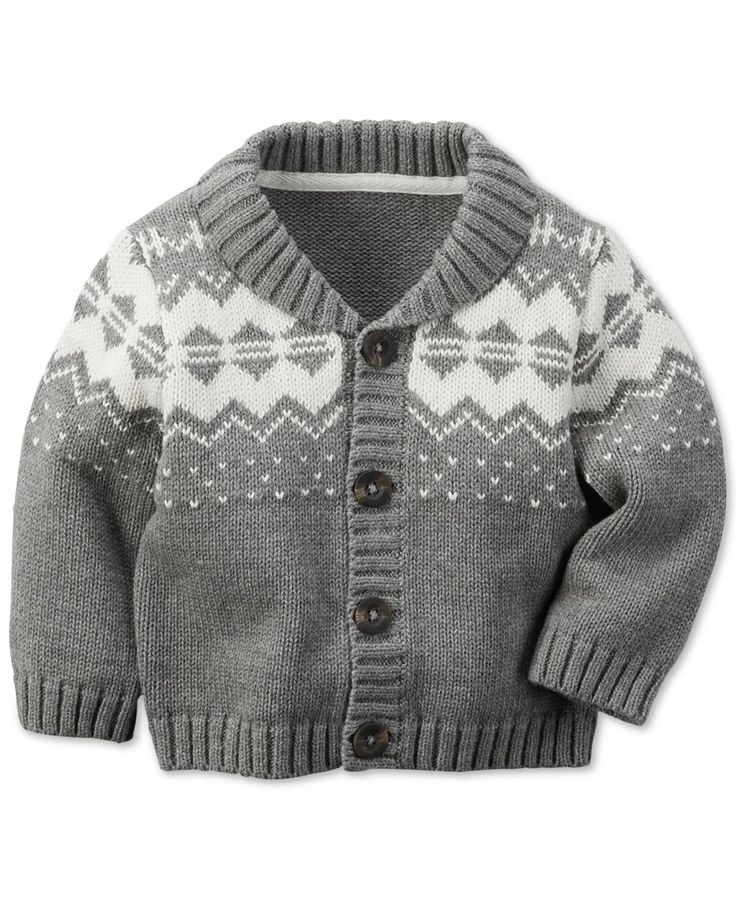 21 best swters niño images on Pinterest | Baby knits, Cardigans ...