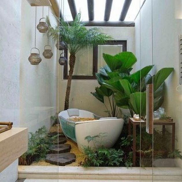 Bathroom Plants, Plants For Bathroom And Save Your