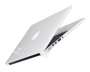OtterBox Clearly Protected Laptop  Protector para Apple MacBook Pro 15 con pantalla Retina