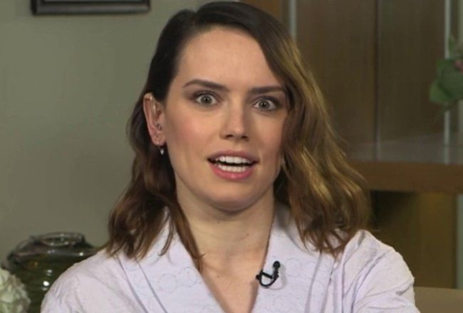 Star Wars: The Last Jedi's Daisy Ridley was nervous about reprising character Rey