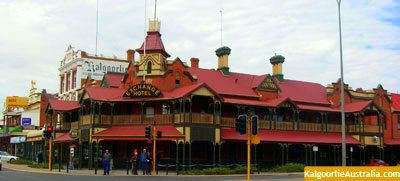 Kalgoorlie Pubs - The Exchange Hotel