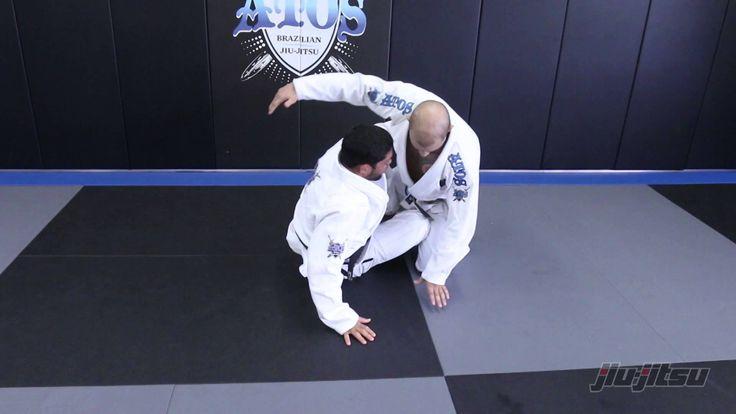 Andre Galvao, Butterfly Guard Sweep: Jiu-Jitsu Magazine #23