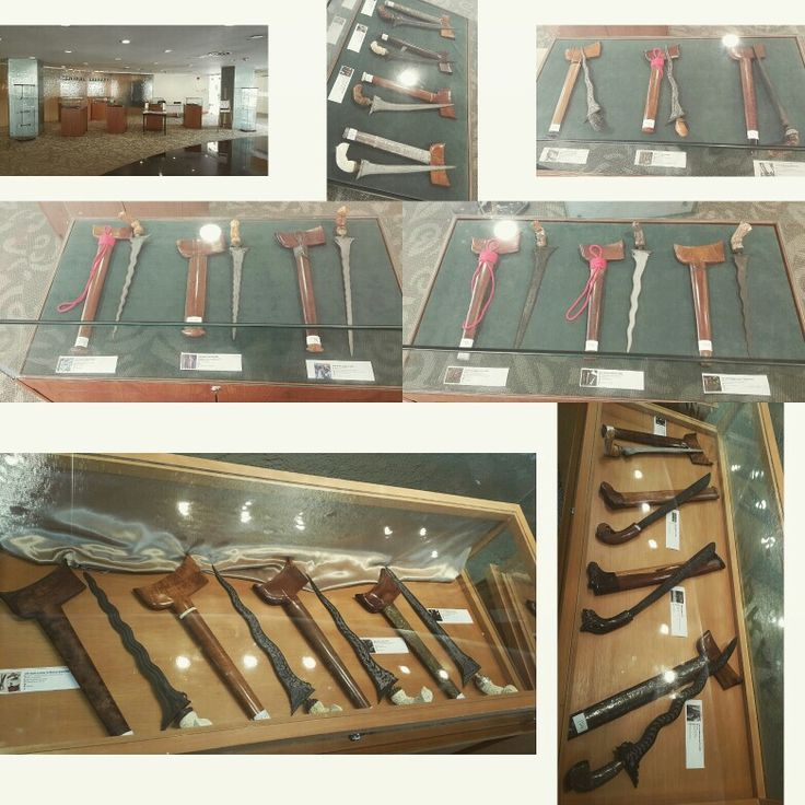 Last day of the Bugis Makassar weaponry exhibition. Theme, 'Spirits of Metal'. Featuring my 27 private collections.