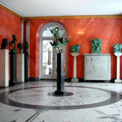 Pompei på Millesgården.