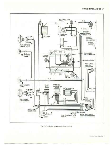 12+ 63 Chevy Truck Wiring Diagram
