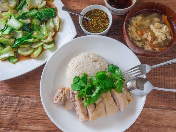 「きのう何食べた?」(よしながふみ)のシンガポールチキンライス ほか : マンガ食堂 - 漫画の料理、レシピ(マンガ飯)を再現