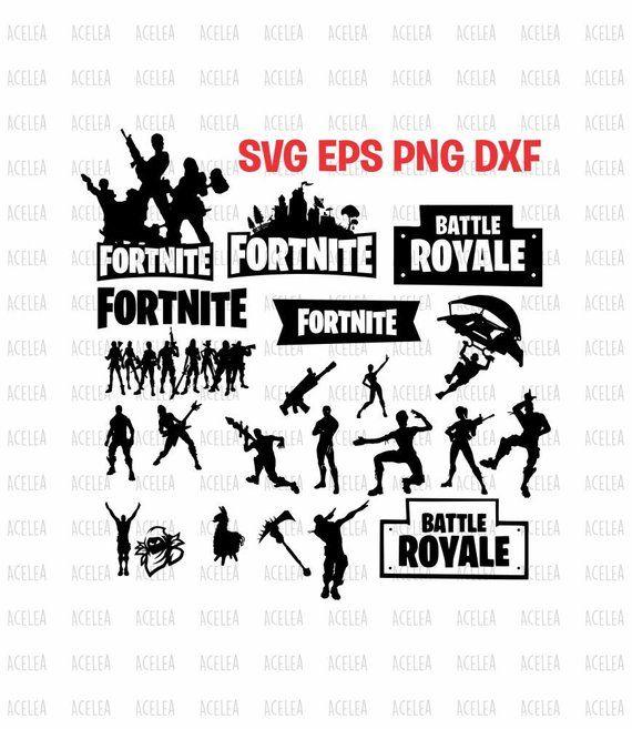 Download Fortnite Svg File, Fortnite Logo, Fortnite cricut ...