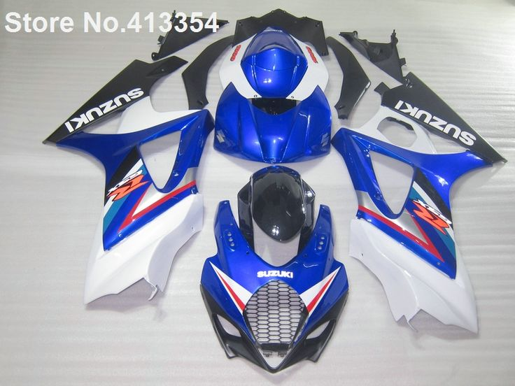 334.88$  Watch more here  - 7 free gifts fairing kit for 07 08 Suzuki GSXR1000 K7 K8 blue white black fairings set GSXR 1000 2007 2008 MU20