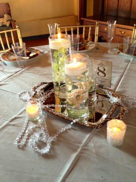 Party Patter Romantic Vintage Wedding Ideas