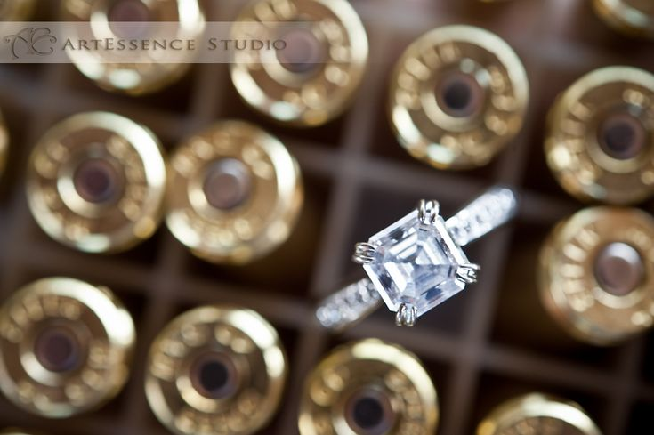 Perfect! This will definitely be a part of my engagement picture collection :)