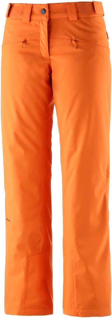 #Ziener #Teme #Skihose #Damen #orange