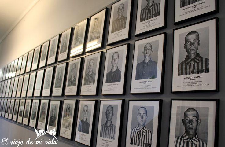 Retratos Auschwitz Polonia