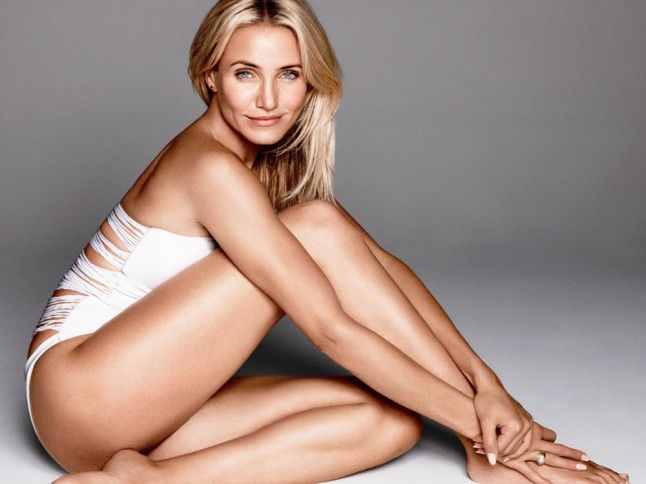 14 Things We Learned About Cameron Diaz After Reading Her Book