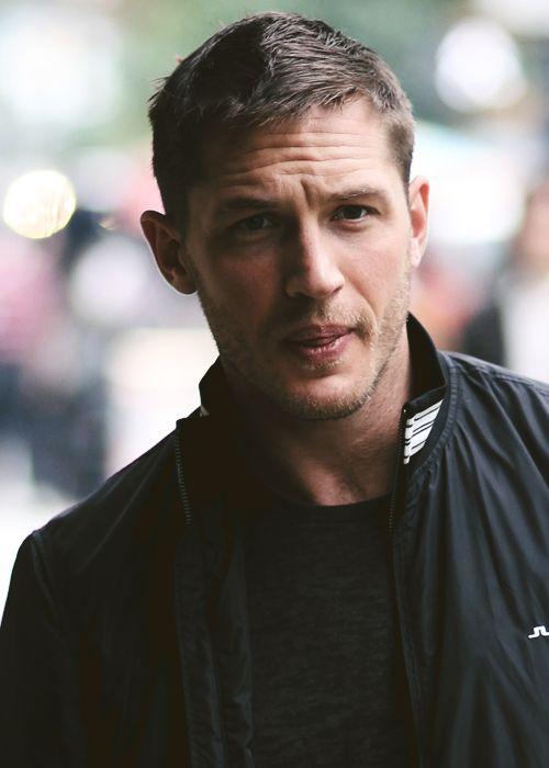 Tom Hardy - again, sorry couldn't resist, it's such a good one.