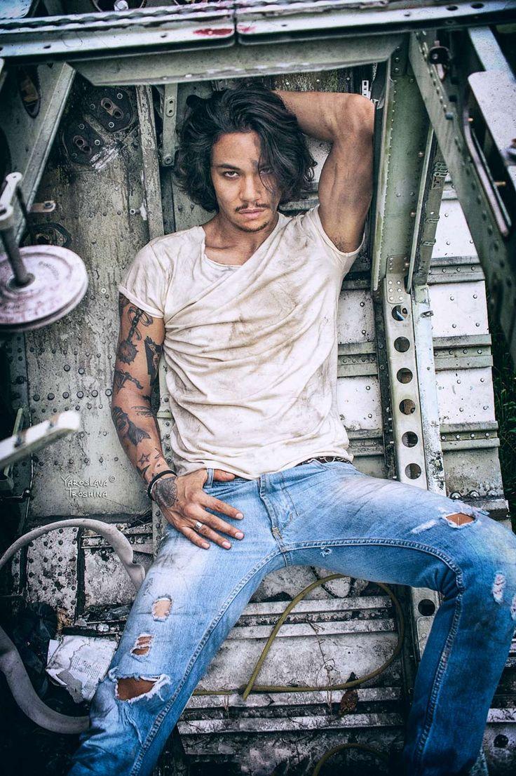 gruff and manly Asian man) 20.07.2015.Bangkok, Thailand Photographer Yaroslava Troshina Yara Jaroscha make up Jane Kurenkova, MakeUb by Jane Kurenkova model AJ ))#style #stylist #shooting #sexy #man #man #boy #handsome #asian #asianmodel #JohnnyDepp #tattoo #yara #yarajaroscha #jaroscha35 #pitchers #portfolio #photographer #mua #janemodelink #work #wild #Bkk #Bangkok #thai #Thailand #