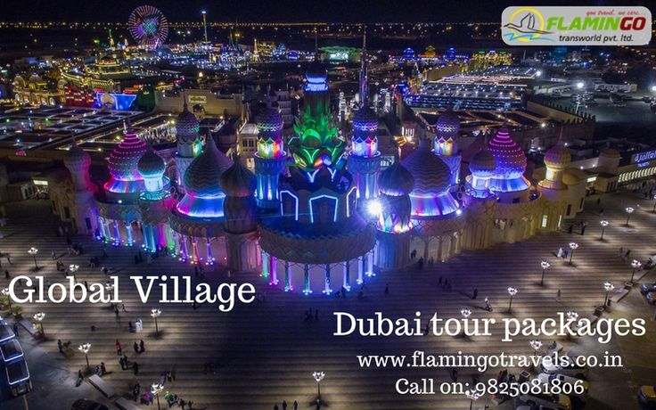 Global Village: Best Shopping Center in #Dubai Visit with #DubaiTourPackages