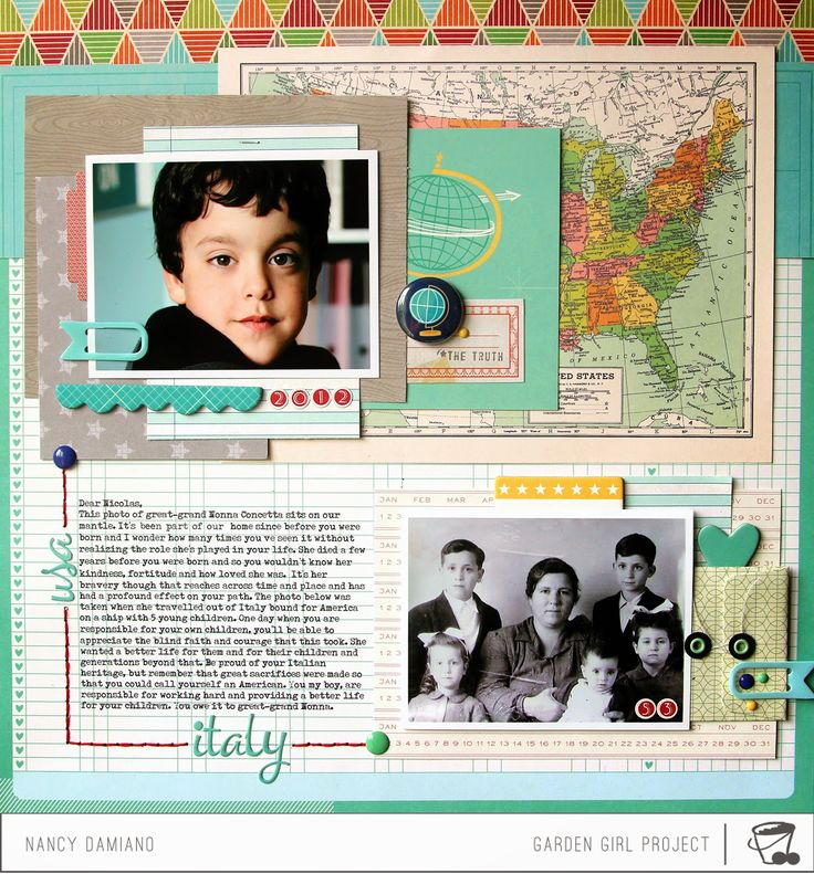 818 Best Scrap Layout Ideas Old Photos Images On Pinterest
