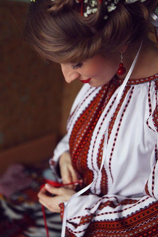 Ukranian style wedding