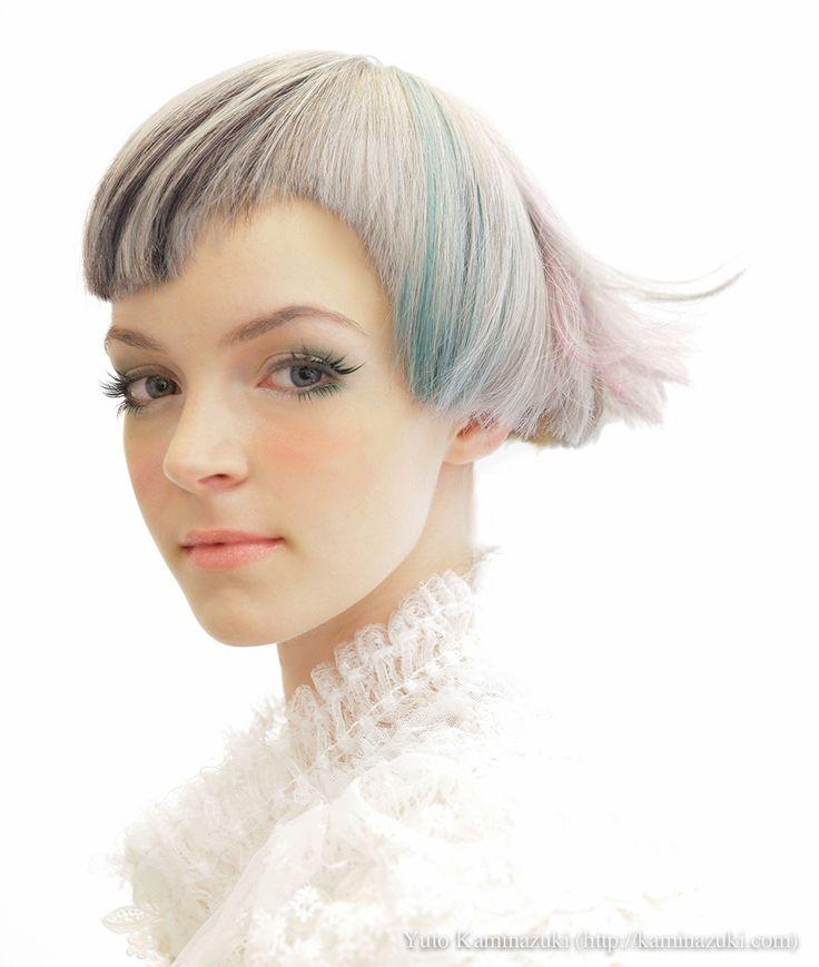 Yuto Kaminazuki Japanese Hair Designer Mirror Mirror On