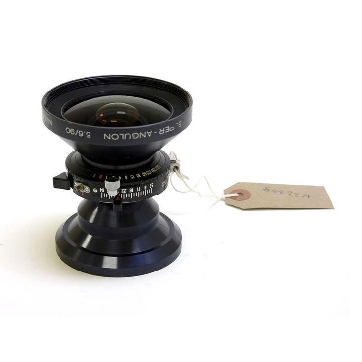 Used Schneider Super Angulon 90mm F5.6 Copal 0 - Photographic Retailer in London, Ship Worldwide! | Teamwork Digital