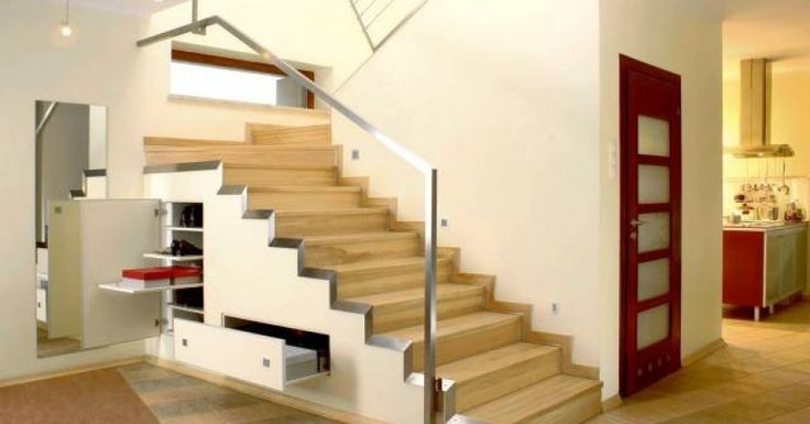 Dobre pomysły na schowki w mieszkaniu   Dobry pomysł na