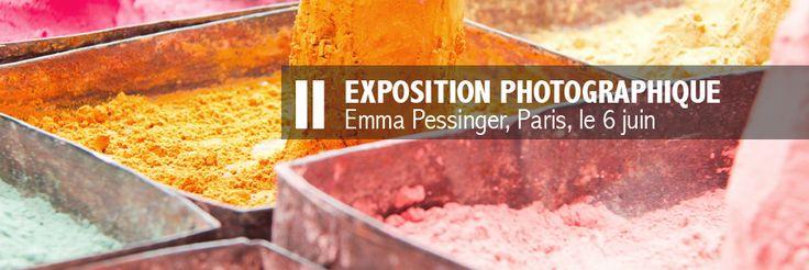 Exposition photo Emma Pessinger